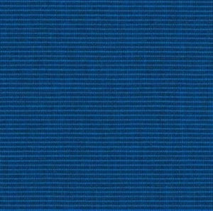 "Cover for 21"" Supreme Hi-Cap WIDE for tables ~ Royal Blue Tweed #4617 - KomodoKamado"