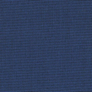 "Standard Width Cover for 21"" Supreme ~ Mediteranian Blue Tweed #4653 - KomodoKamado"