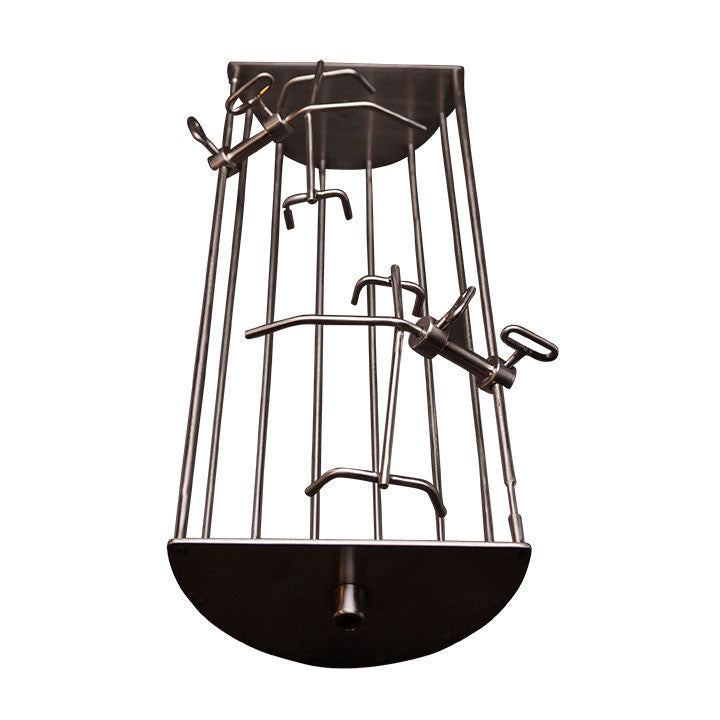 "6″ Rotisserie Cradle for 23"" Ultimate"