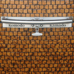 "32"" Big Bad, Autumn Gold Flake A7002G sold to Bruce Khouri - KomodoKamado"