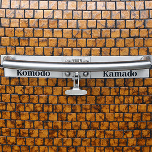 "32"" Big Bad, Autumn Gold Flake - A7812M  (in stock CA) - KomodoKamado"