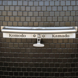 "32"" Big Bad, Matte Black -        Get Yours on the Next Boat - KomodoKamado"