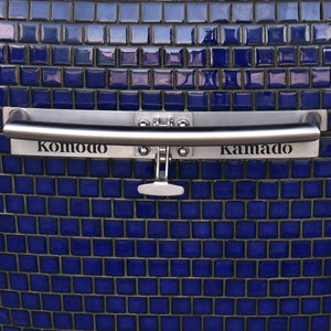 "32"" Big Bad, Cobalt Blue - AY443Q (eta end of April) - KomodoKamado"