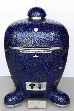 "32"" Big Bad Cobalt Blue Pebble   Barry Levine"