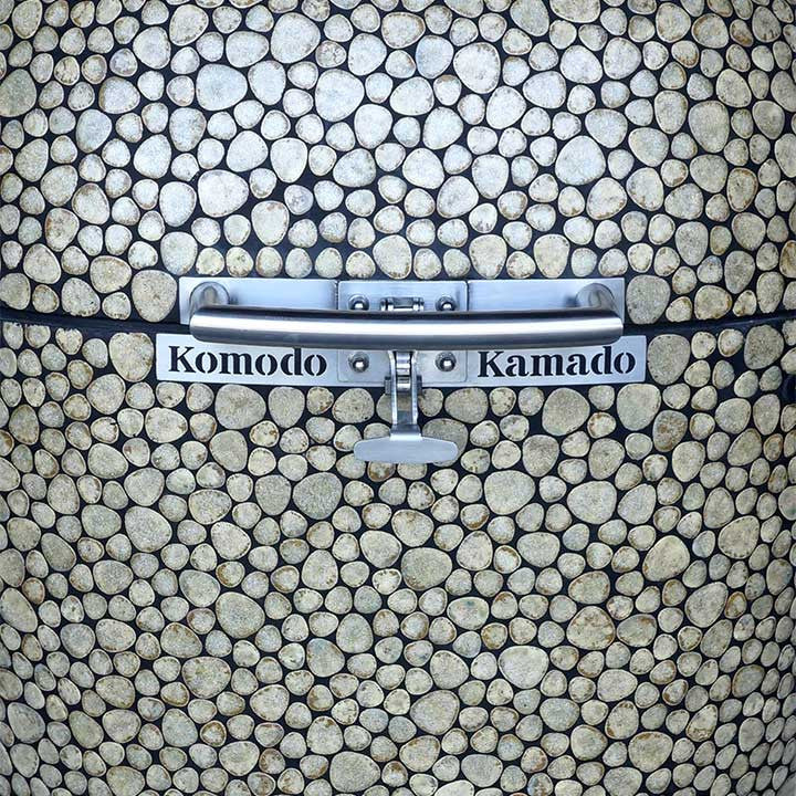"23"" Ultimate, Creme Pebble - B6922E   (in Carson CA) - KomodoKamado"