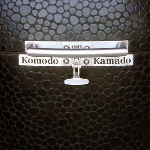 "23"" Ultimate, Matte Black Pebble - B7143G.  (ready stock CA) - KomodoKamado"