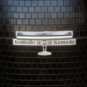 "22"" Hi-Cap Table Top  - Matte Black CT6900K ( John Greco ) - KomodoKamado"