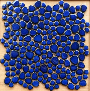 "Deposit -  Tiles to build a Cobalt Blue Pebble - ""Build List only"""