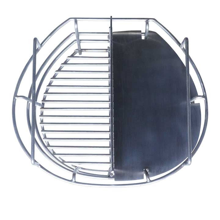 "Charcoal Basket Shield 19"" TT"