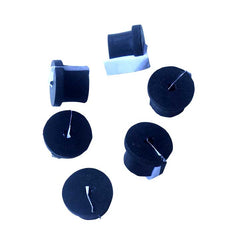 Polder Tube Silicone Plugs (6pcs)