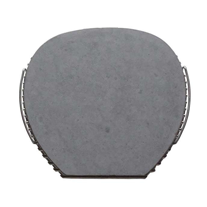 "22"" Supreme Hi-Cap  ~ Grill Shaped Baking Stone"