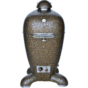 "Komodo Kamado Grill, 21"" Supreme, Olive and Gold Pebble  SPY260R (Ready stock CA)"