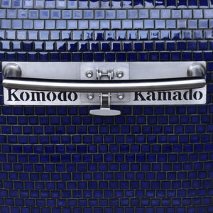 "42"" Serious BB, Cobalt Blue  SY040Q (ready stock CA) - KomodoKamado"