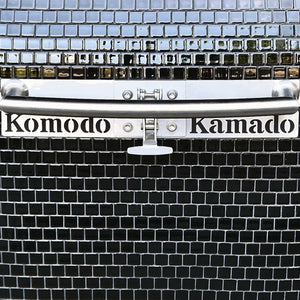 "42"" Serious BB, Gloss Black SY440R2-(Eta End of May) - KomodoKamado"