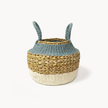 Load image into Gallery viewer, Ula Blue Foldable Basket