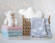 Load image into Gallery viewer, Happy Rain Baby Essential Throw Blanket