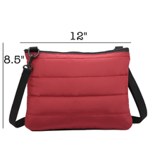 Load image into Gallery viewer, Puffy Shoulder Bag