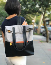 Load image into Gallery viewer, Greenpoint Backpack Purse