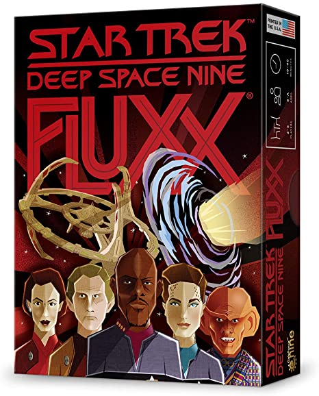 Fluxx Star Trek DS9