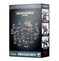 Warhammer 40K Start Collecting! Genestealer Cults 70-60