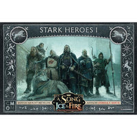 A Song of Ice & Fire - Stark Heroes 1 Exp