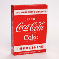 Bicycle Coca-Cola Refreshing Cards