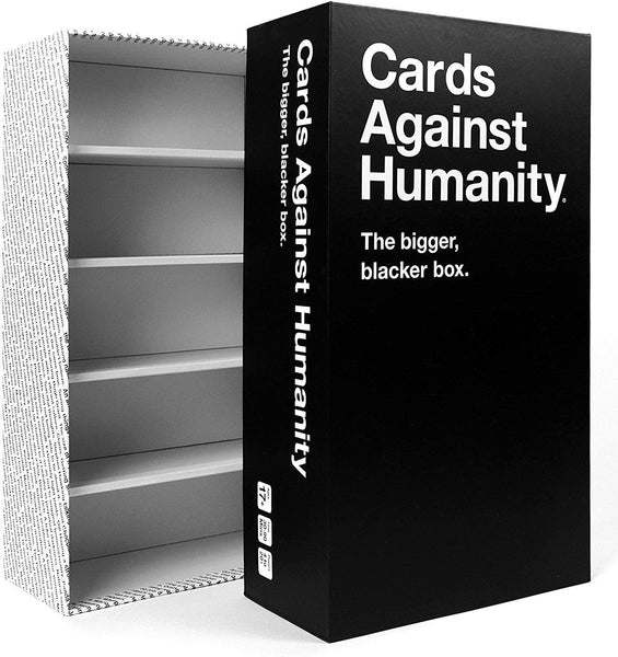 CAH Cards Against Humanity: Bigger Blacker Box 2.0