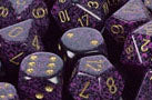 Chessex Dice - Polyhedral - Speckled - Hurricane CHX25317