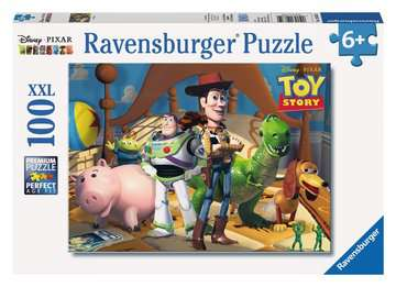 Ravensburger Puzzle Disney Pixar Collection - Toy Story 100pc XXL 10835