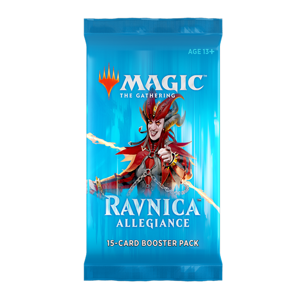 Magic The Gathering Booster Pack - Ravnica Allegiance