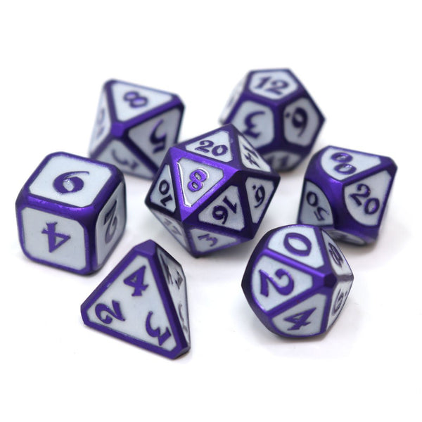 Die Hard Metal Dice - Polyhedral - Mythica Celestial Harbinger