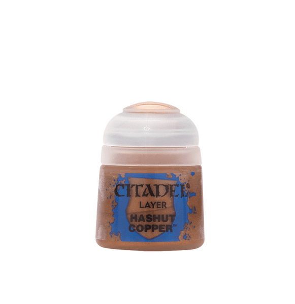 Citadel Paint - Layer - Hashut Copper 22-63