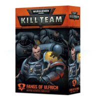Warhammer 40k Kill Team Fangs of Ulfrich 102-21-60 [Discontinued] [OOP]