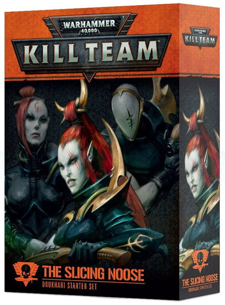 Warhammer 40k Kill Team The Slicing Noose 102-25-60 [Discontinued] [OOP]