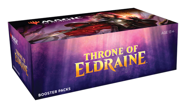 Magic The Gathering Booster Box - Throne of Eldraine