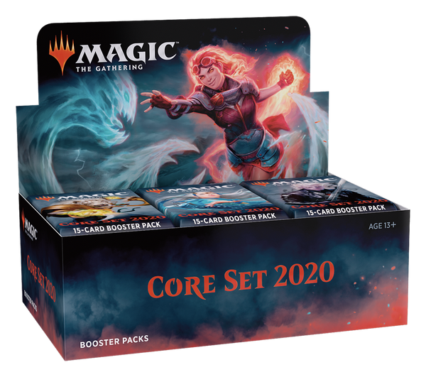Magic the Gathering Booster Box - Core Set 2020