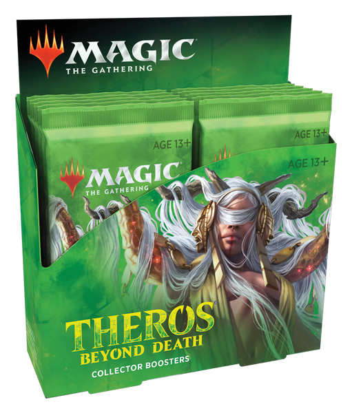 Magic The Gathering Booster Box - Theros Beyond Death Collector Boosters