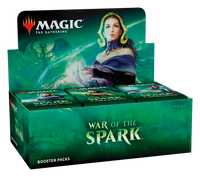 Magic The Gathering Booster Box - War of The Spark