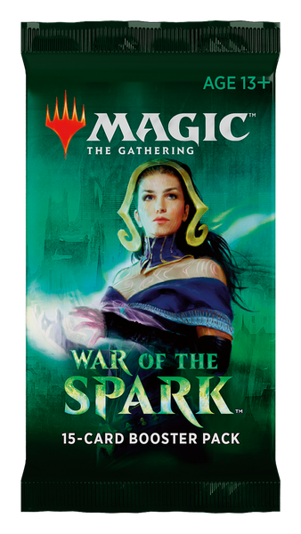 Magic The Gathering Booster Pack - War of the Spark