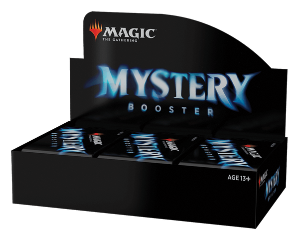 MTG Magic the Gathering Mystery Booster Box - Retail Exclusive