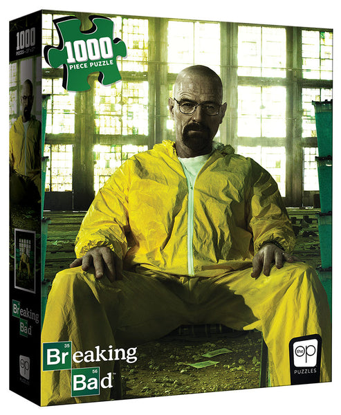 "TheOp Puzzle Breaking Bad ""Breaking Bad"" 1000pc"