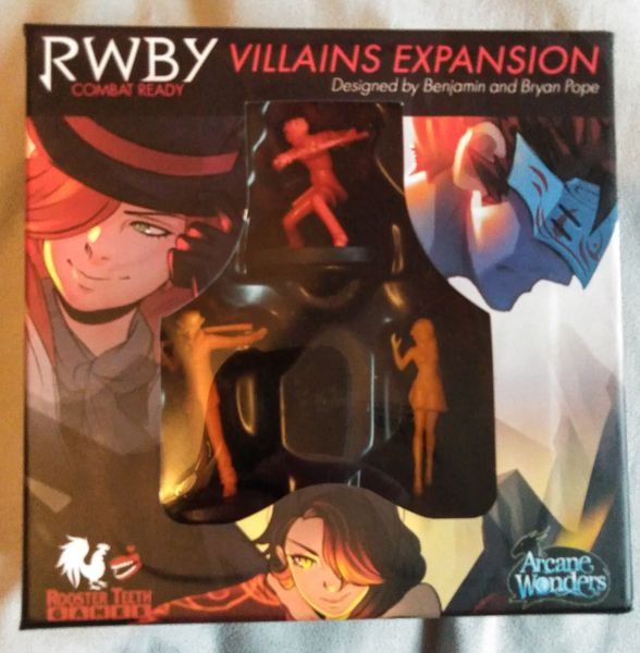 RWBY: Combat Ready Villains Exp