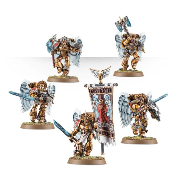 WH 40k Sanguinary Guard 41-08