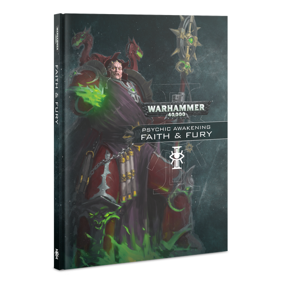 Warhammer 40K Faith & Fury 40-29