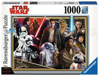 Ravensburger Puzzle Star Wars 8 1000pc 19817