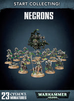 Warhammer 40K Start Collecting! Necrons 70-49