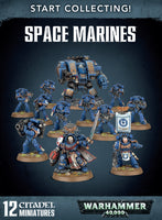 Warhammer 40K Start Collecting! Space Marines 70-48