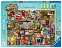 Ravensburger Puzzle The Craft Cupboard 1000pc 19412