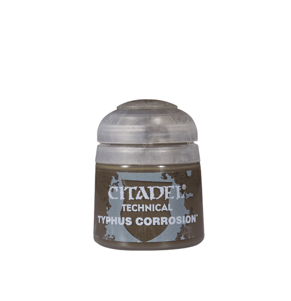 Citadel Paint - Technical - Typhus Corrosion 27-10