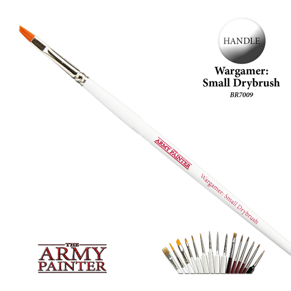 Army Painter Small Drybrush Brush
